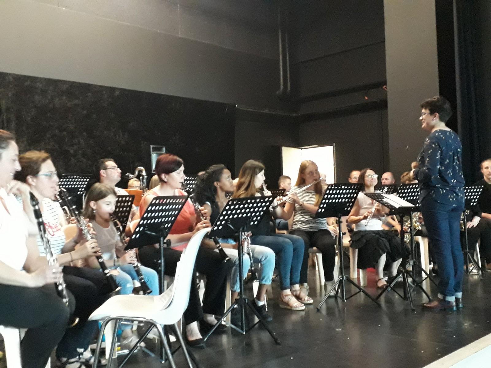 Juin 2018- Audition école de musique