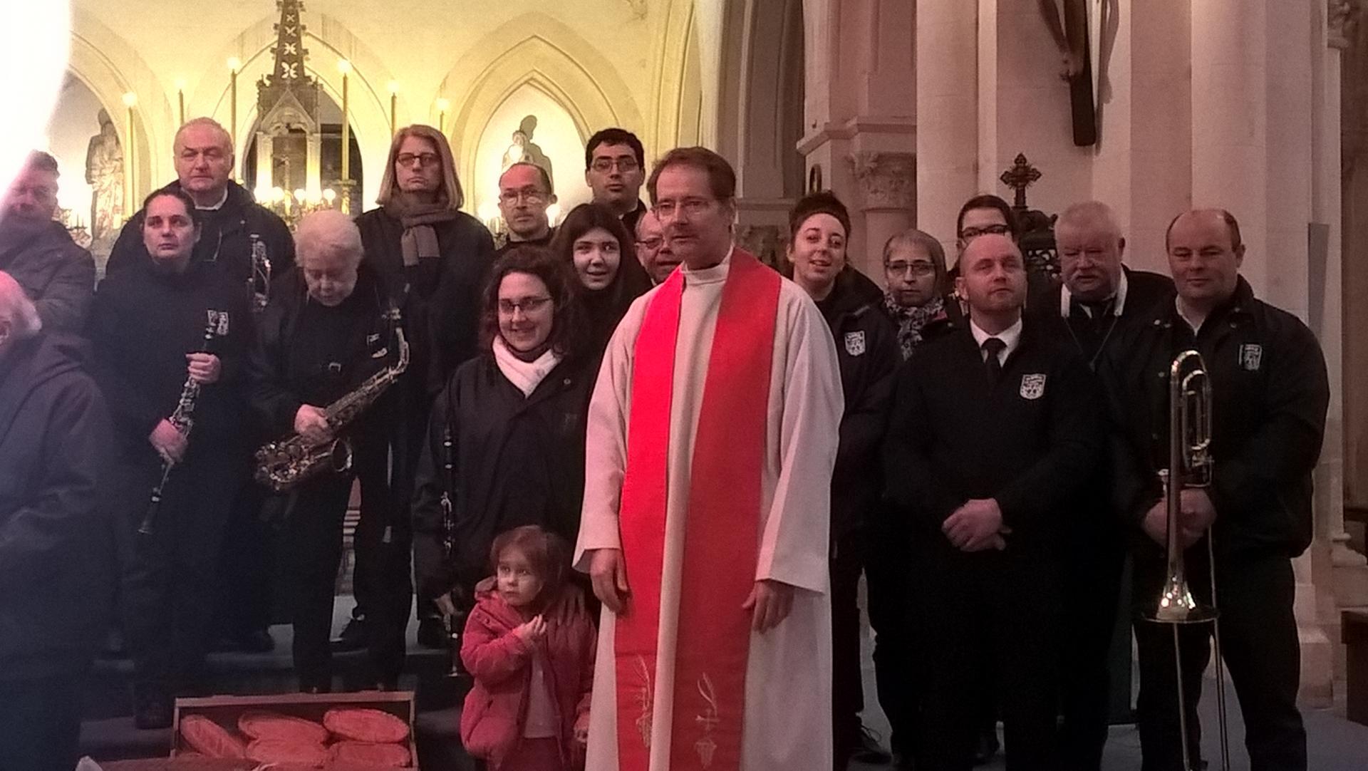 Janvier 2018- St Vincent La Chatre